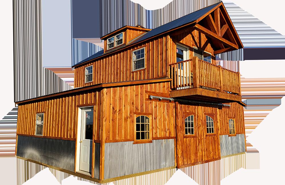 Custom Buildings