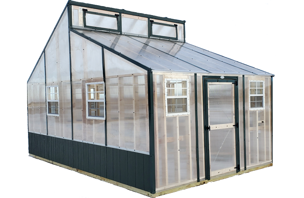 Custom Greenhouse