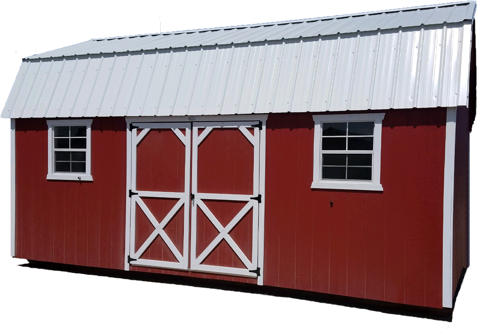 High Side Shed